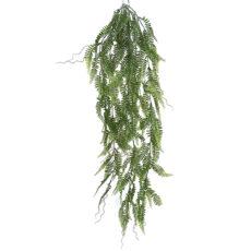 Kunstig bregneslør hengeplante L95cm u/potte